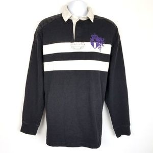 Polo by Ralph Lauren, Vintage Rugby Long Sleeve XL